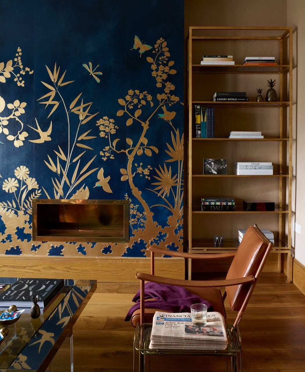 Pin by Katy Allanby on For the Home   Wallpaper living ...