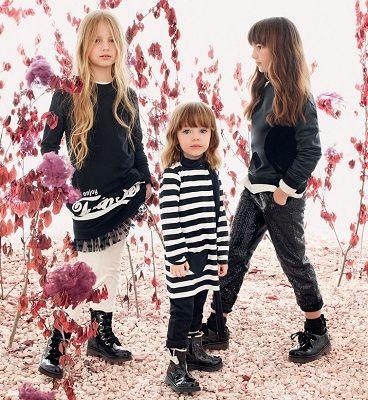 buy online 650e7 673d3 Twin Set Girl 2017: la collezione fashion per bambina ...