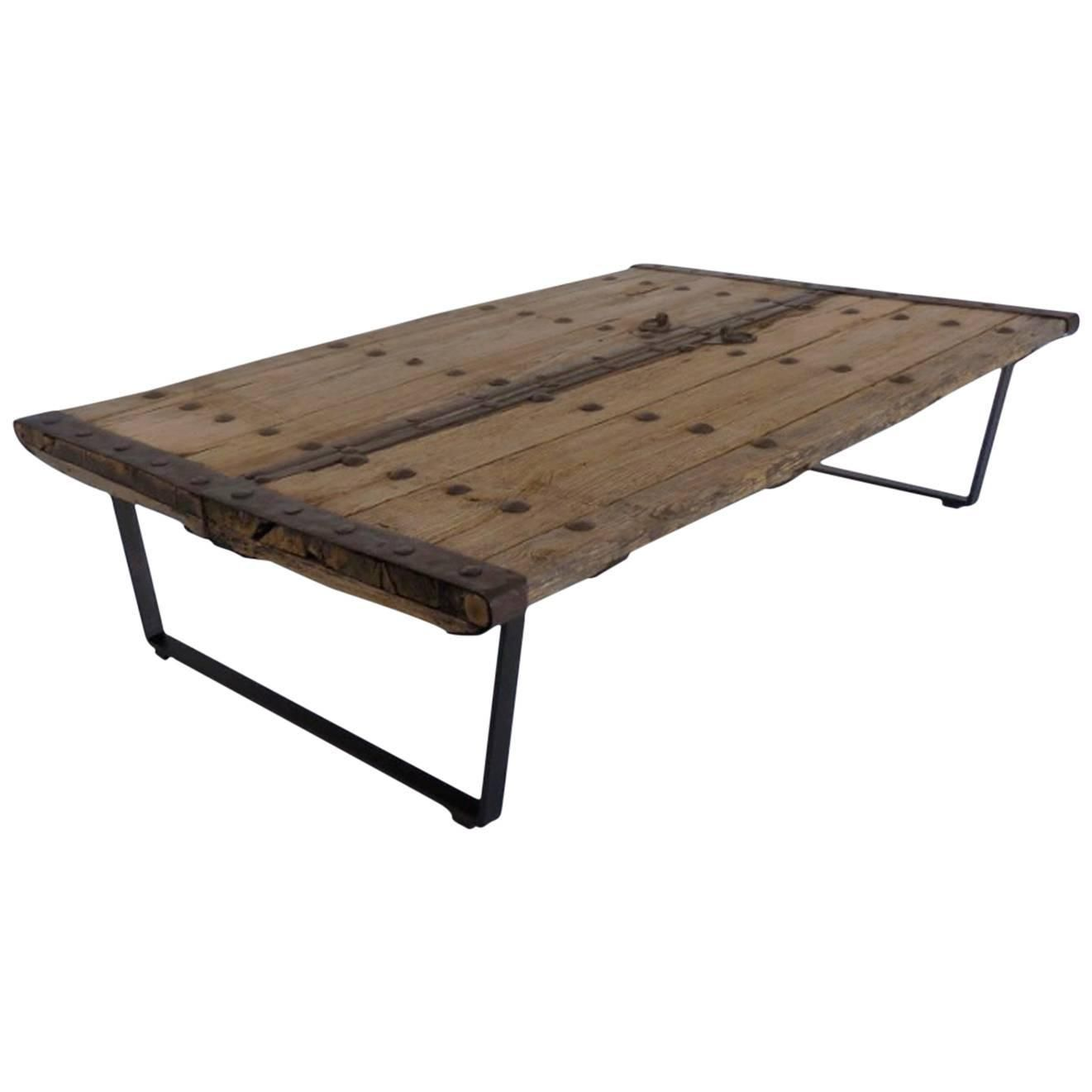 Rustic Door Coffee Table Door coffee tables Coffee and Tables