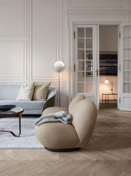 GUBI | Pacha Lounge Chair