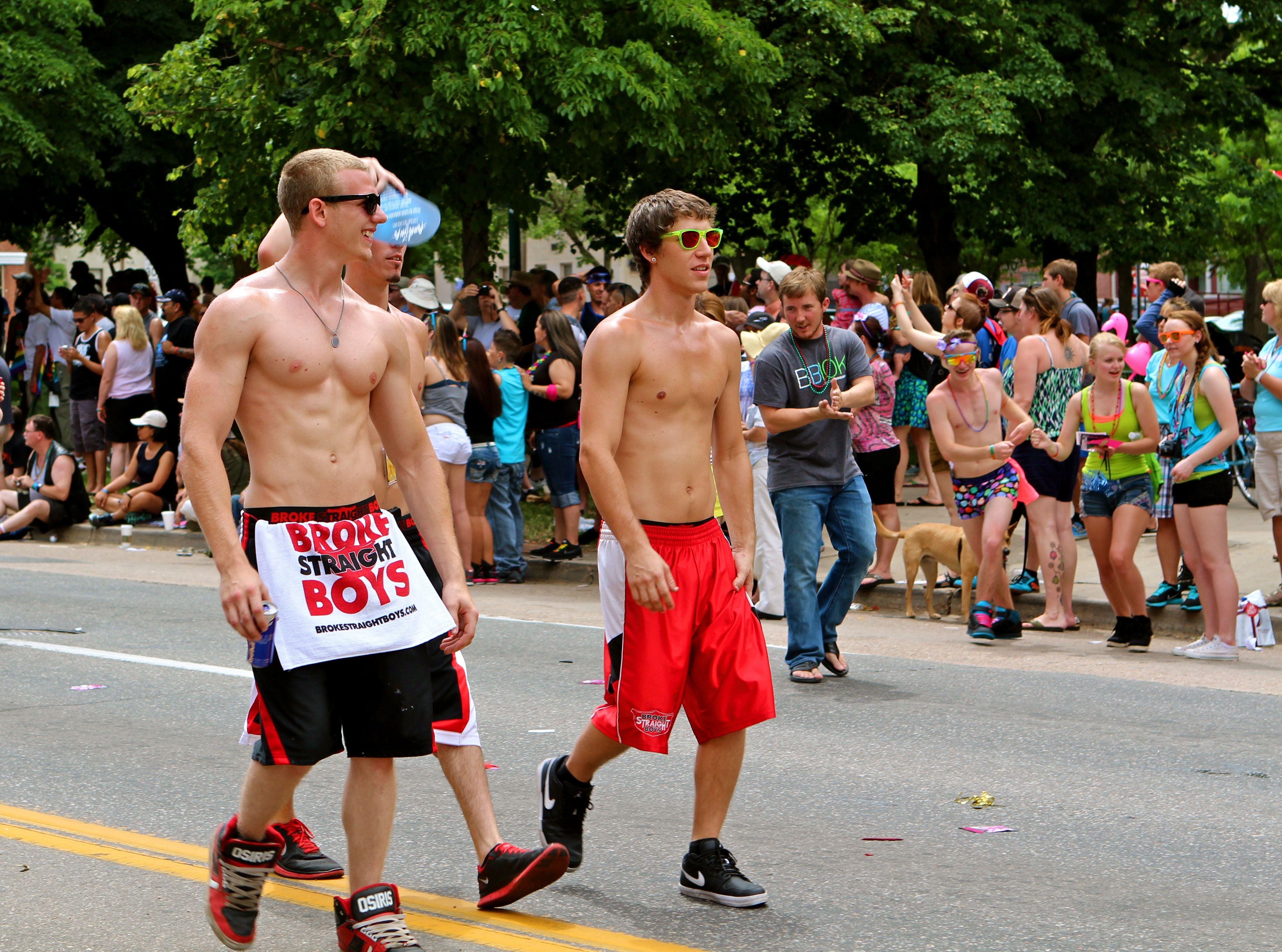 sexy parade men image