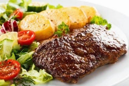 Resep Steak Daging Sapi Saus Barbeque Lezat Resepsteakdagingsapisausbarbeque Resep Steak Makan Malam Daging Sapi