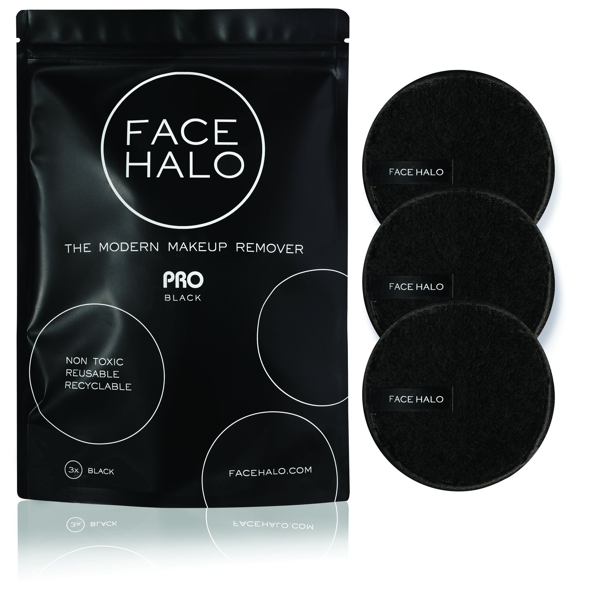 PRO Pack of 3 (With images) Face makeup remover