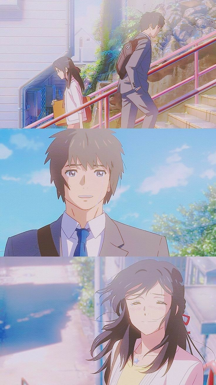 Anime Name: Kimi no na wa/ Your Name