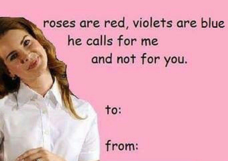 Valentine S Day Lana Del Rey Meme Ldr Lol Lana Del Rey Memes Lana Del Rey Funny Love