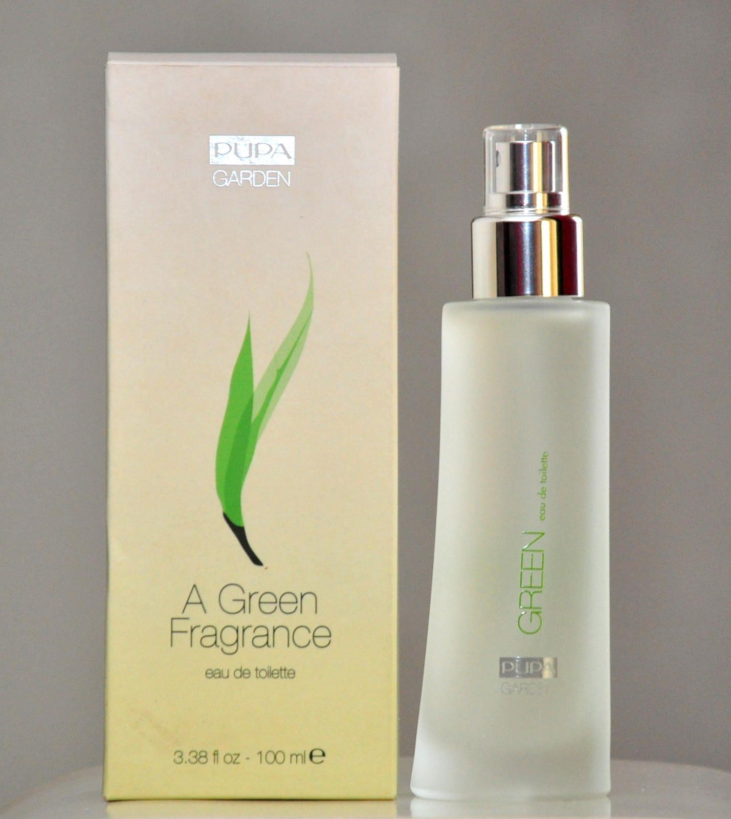 cozy fresh wide varieties wholesale online Pupa Garden a Green Fragrance Eau De Toilette Edt 100ML 3.4 ...