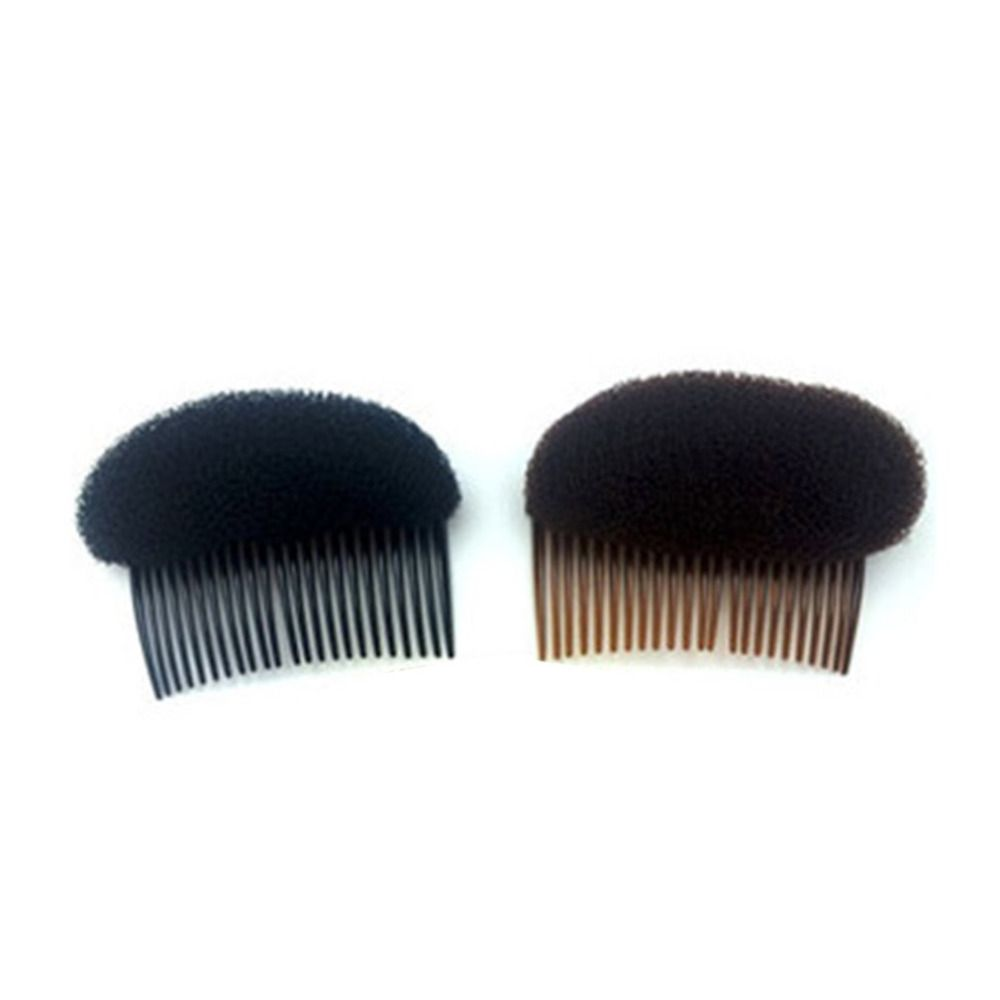 Women Hairpin Accessories Portable Fluffy Insert Comb Girls Hair Styling Styling Maker Hair Tool Fashionable Design Hi Hair Pins Hairpin Accessories Hair Tools