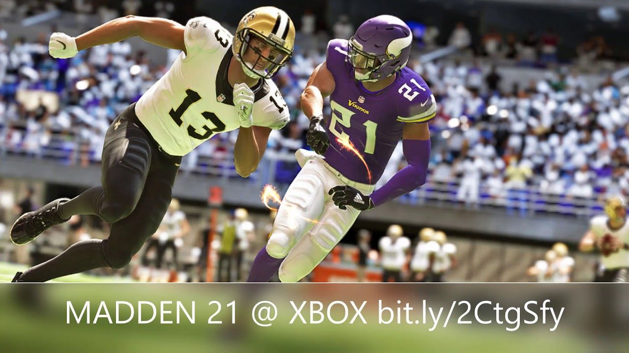 Madden 21 Video Game