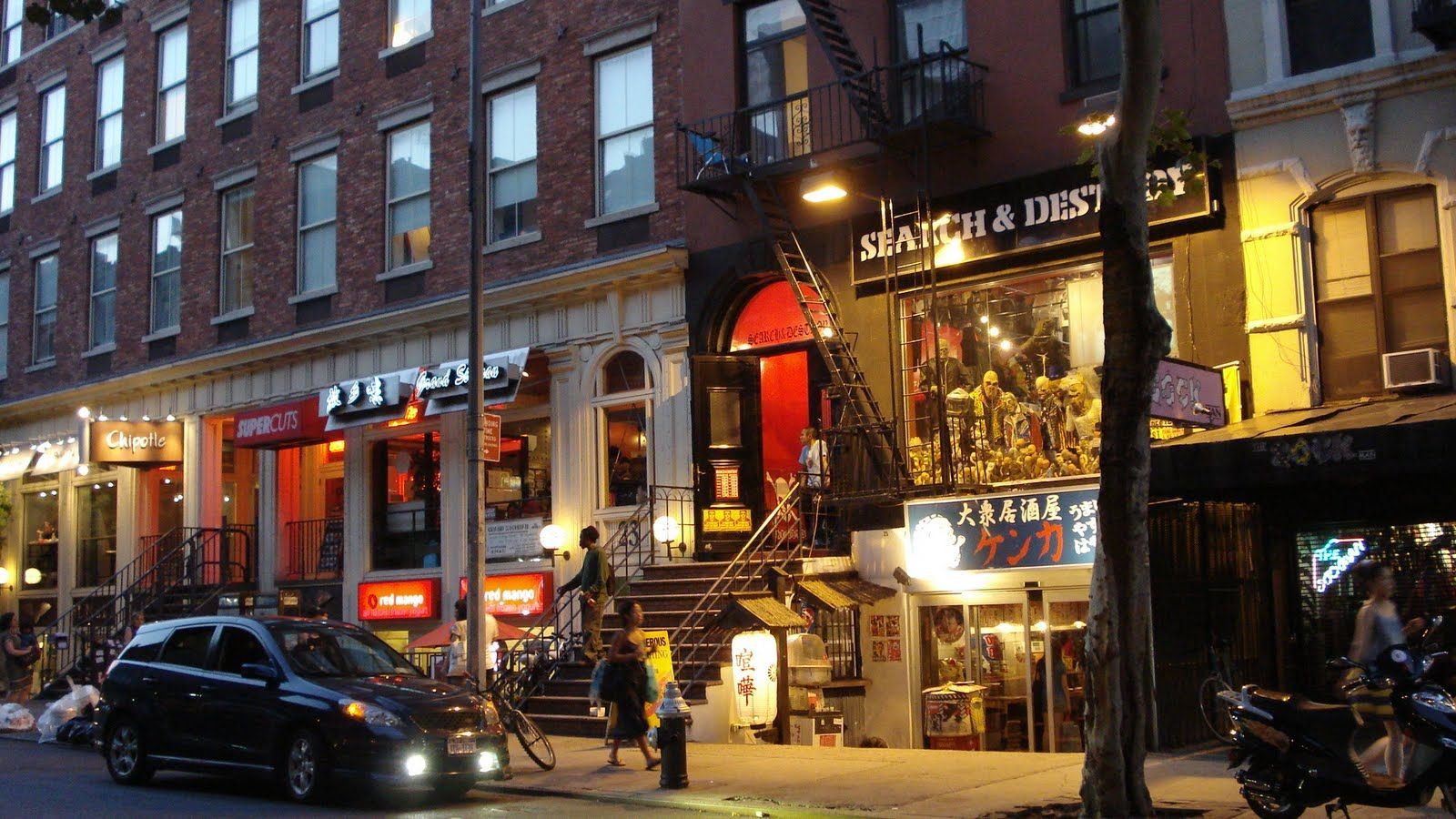 Restaurants On St Marks Place Nyc Best
