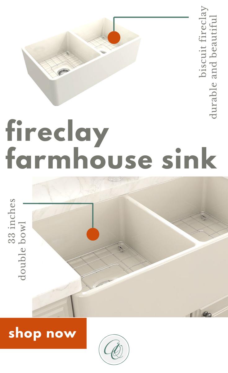 Pin On Fireclay Farmhouse Sinks