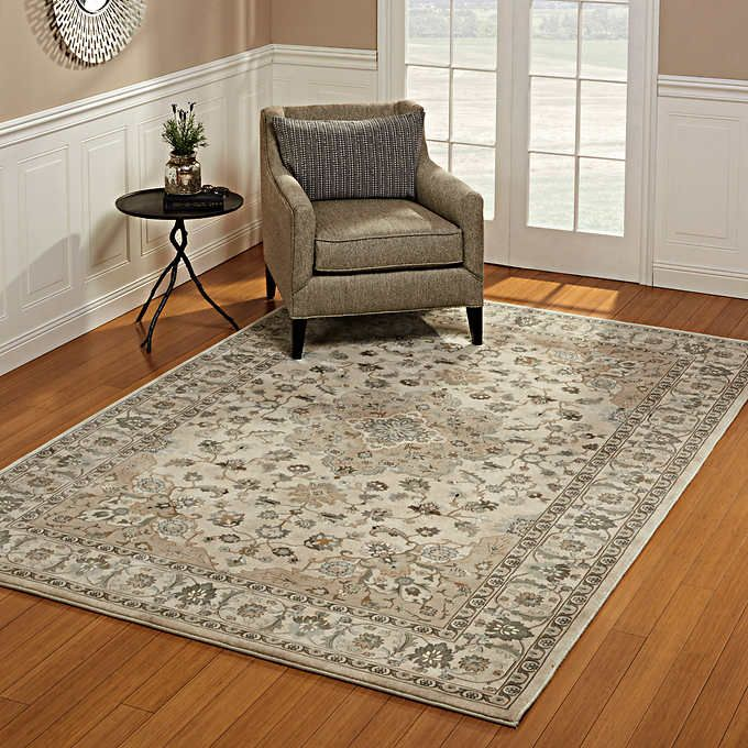 Thomasville Timeless Classic Rug Collection Elgin Ivory