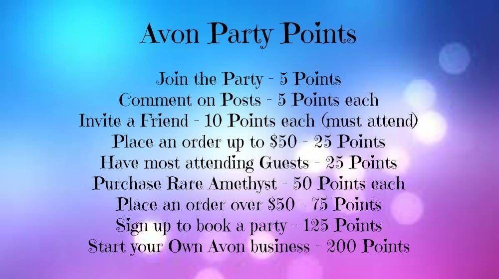 Avon Facebook Party Ideashttps://www.facebook.com/groups ...