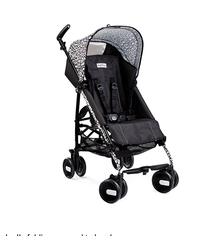 Review (+ Giveaway) Peg Perego Pliko Mini Stroller