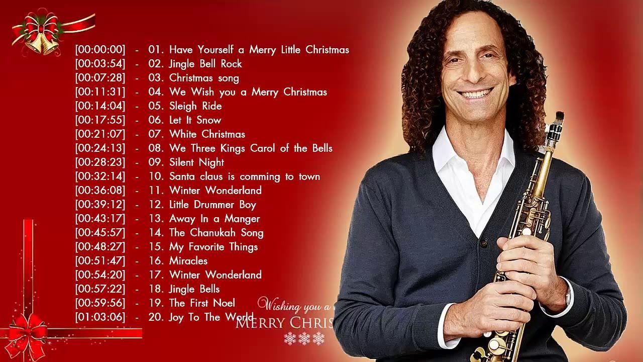 Kenny G Christmas Songs 2019 ♪ღ♫ Kenny G Christmas