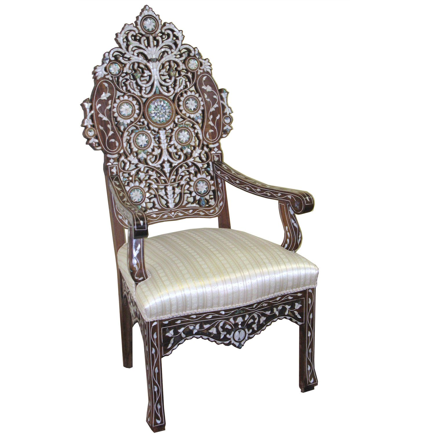 Charm Levantine Arm Chair  For the Home  Chair Mother