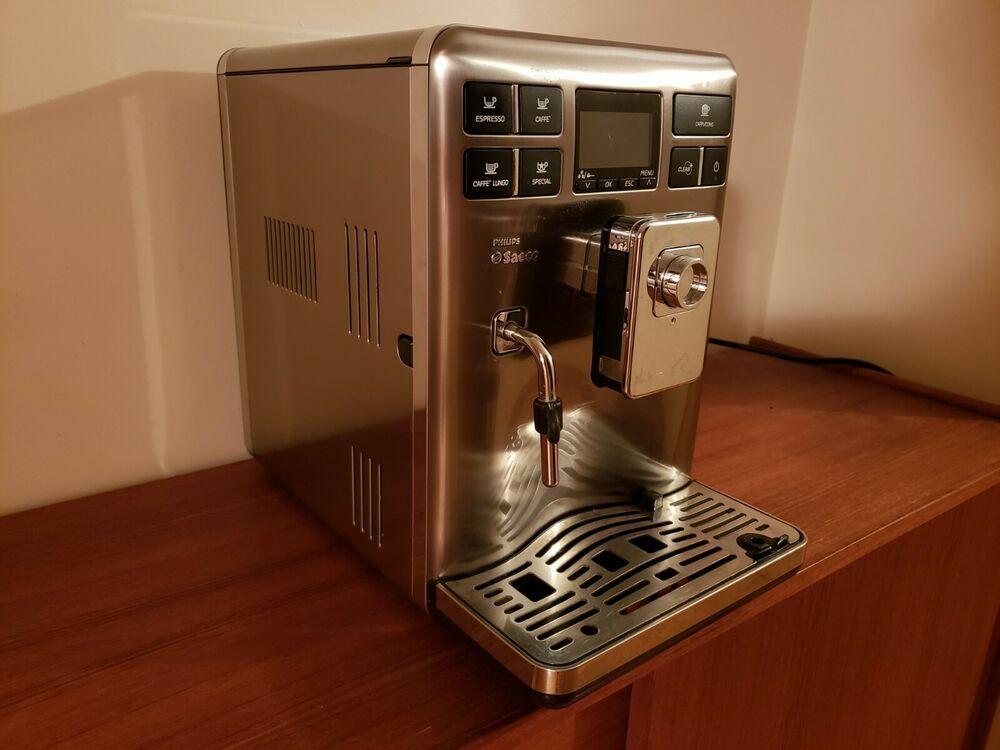 Philips saeco hd8856 47 exprelia espresso machine