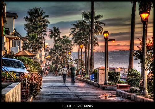 El porto california