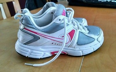 a8abdfa2a NIKE Sneakers DART 9 RUNNING US Girls SIZE 3.5 y excellent barely worn Pink