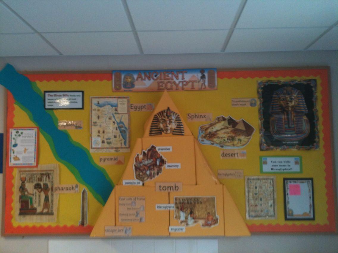 Ancient History Classroom Decorations ~ Ancient egypt egipto pinterest