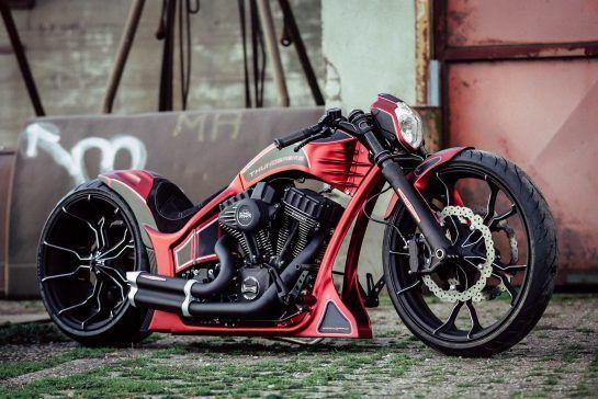 Photo of Thunderbike Custombikes mit Custom Rahmen – Komplett Aufbauten