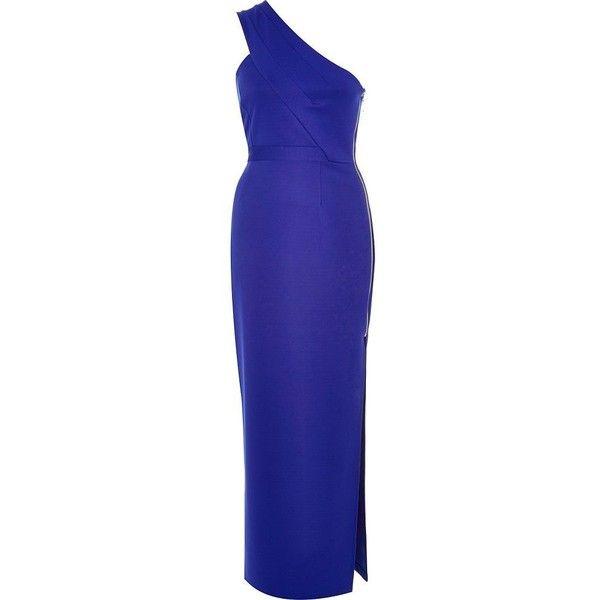 River island purple maxi dress