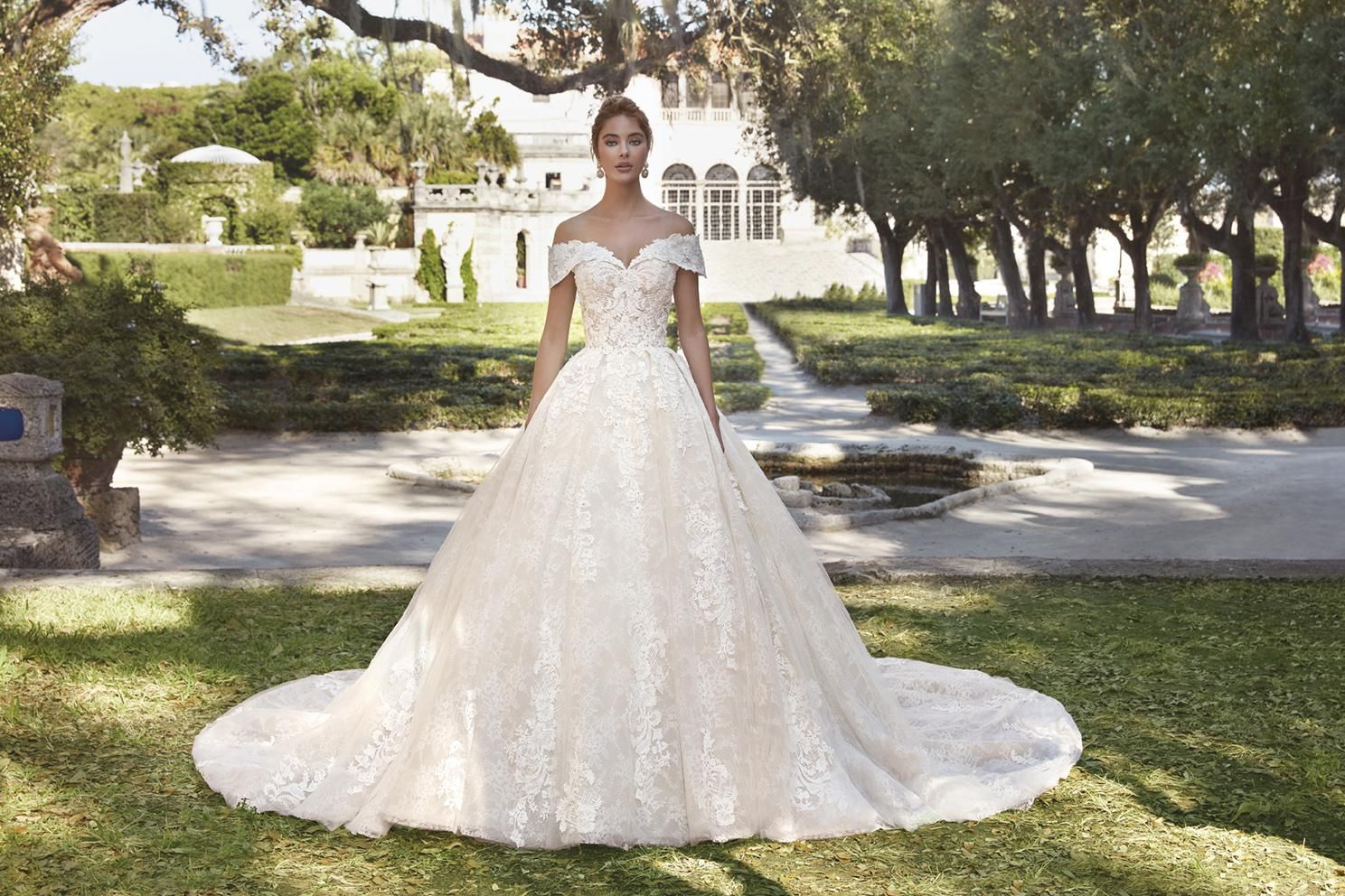 Demetrios Platinum - Wedding Dress Style DP13 - DAKOTA  Braut