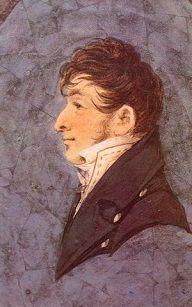 E. Th. A. Hoffmann (24 januari 1776 - 25 juni 1822) Anoniem portret, rond 1795