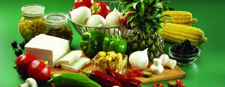 Veg - veg toppings - Black Olives, Crisp Capsicum, Paneer ...