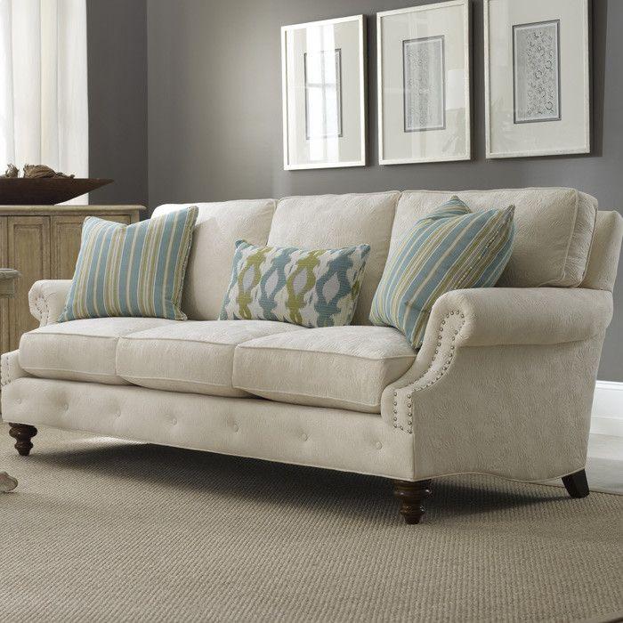 Dusk Button Tufted Sofa 92: Home Furnishings, Sofa, Furniture