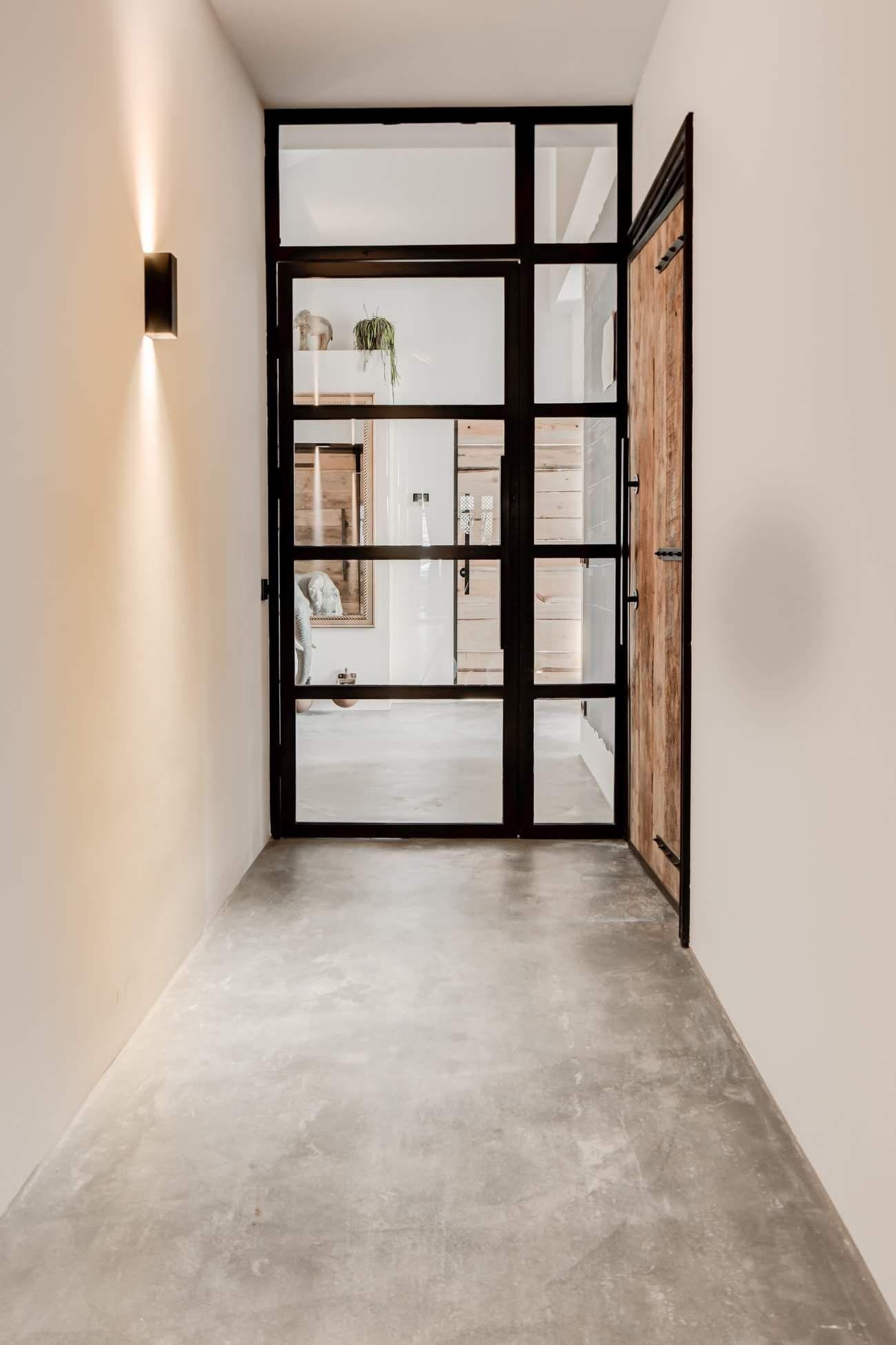 Tussendeur van hal naar woonkamer? | josien | Pinterest - Hal, Huis ...