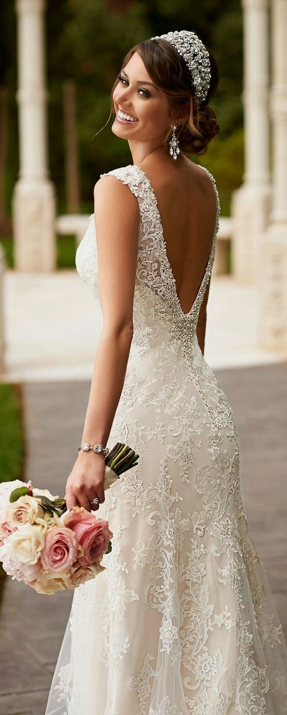 Hairstyles for medium length hair over ideas wedding dress
