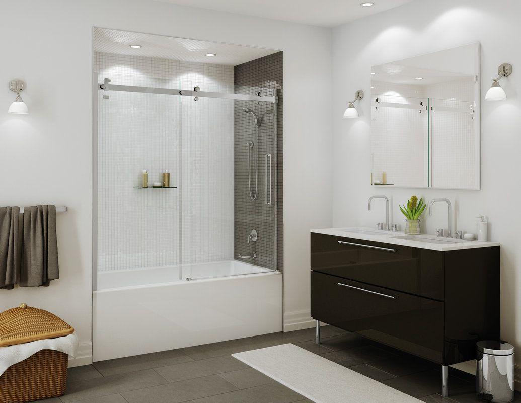 Shine Bath Bath Shower Door Bp550c1 Sinere Home Decor Tub