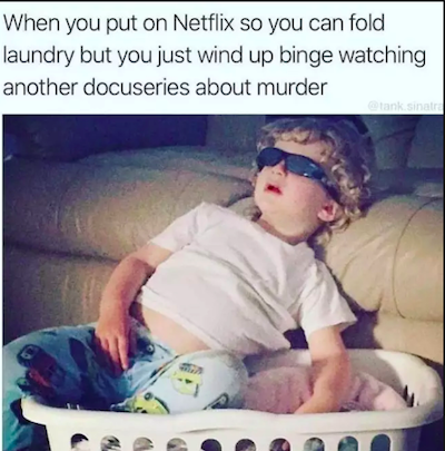 38 True Crime Memes To Laugh At When You're Too Scared To Sleep