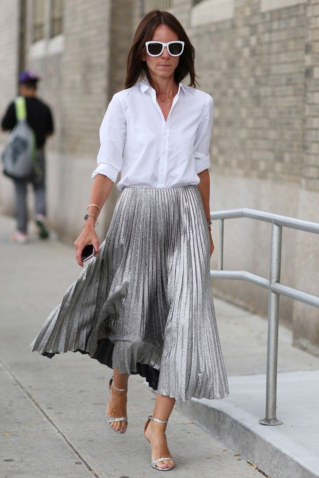 Wedding Guest Trends 2016 Dress Me Up Pleated Skirt