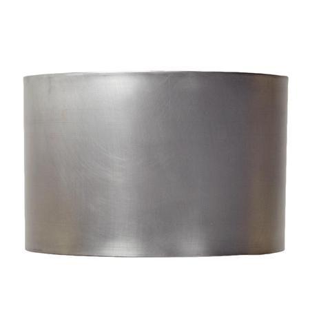 16 Metal Drum Lampshade Pewter Black Or Gold Metal Drum Shade Drum Lampshade Metal Lamp Shade