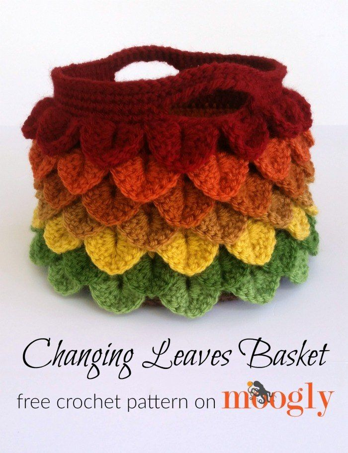 Photo of Changing Leaves Basket