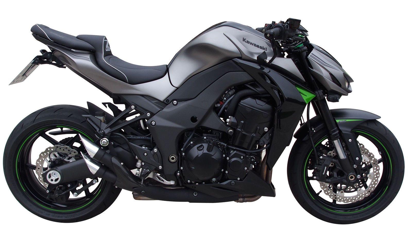 Kawasaki Z1000 Limited Umbau