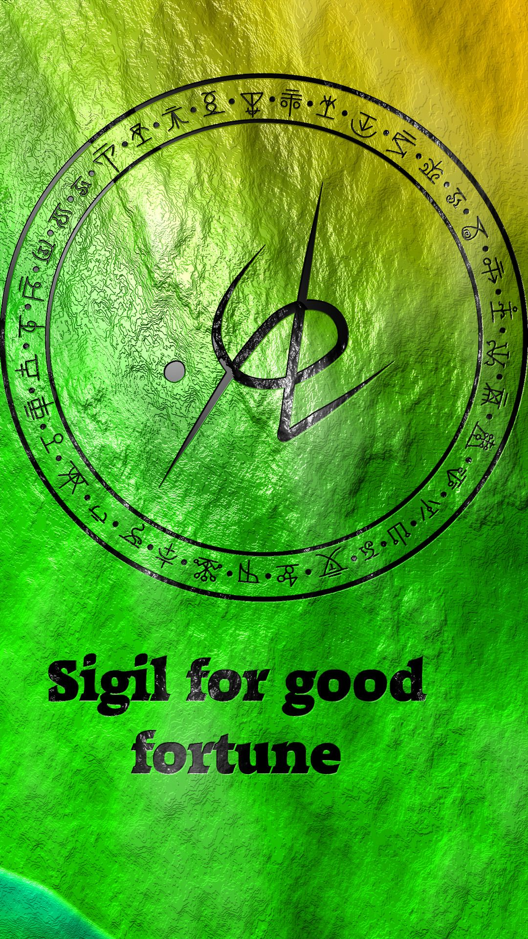 Wolf of antimony occultism sigil for good fortune theres a wolf of antimony occultism sigil for good fortune witchcraft symbolsgreen biocorpaavc Choice Image