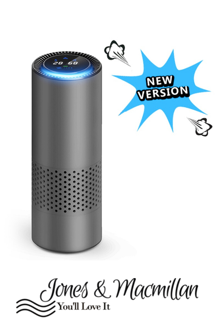 USB Mini Air Purifier HEPA in 2020 Air purifier, Hepa