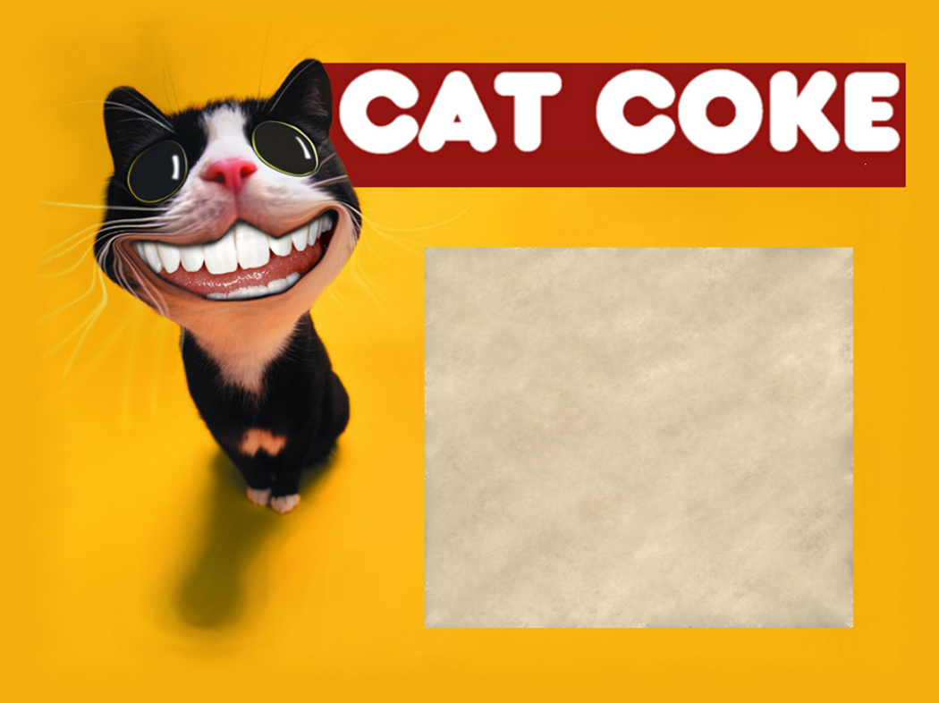 Contact Cat Coke - Cat Nip, Pet Supplies, Cat Treats