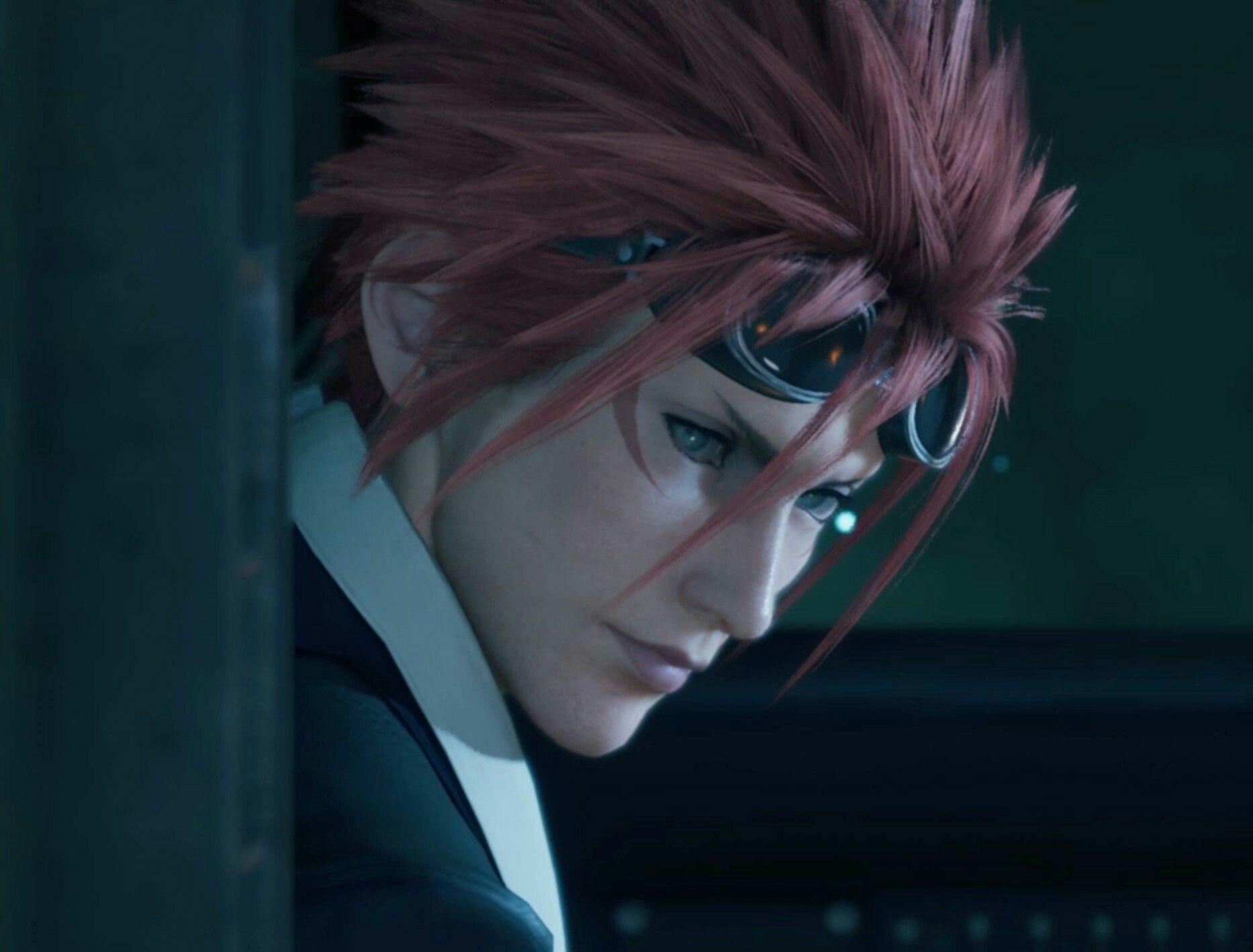 Final Fantasy Vii Remake Reno Reno Final Fantasy Final Fantasy Vii Remake Final Fantasy