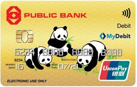 Malaysia's Public Bank and China's UnionPay offer frequent