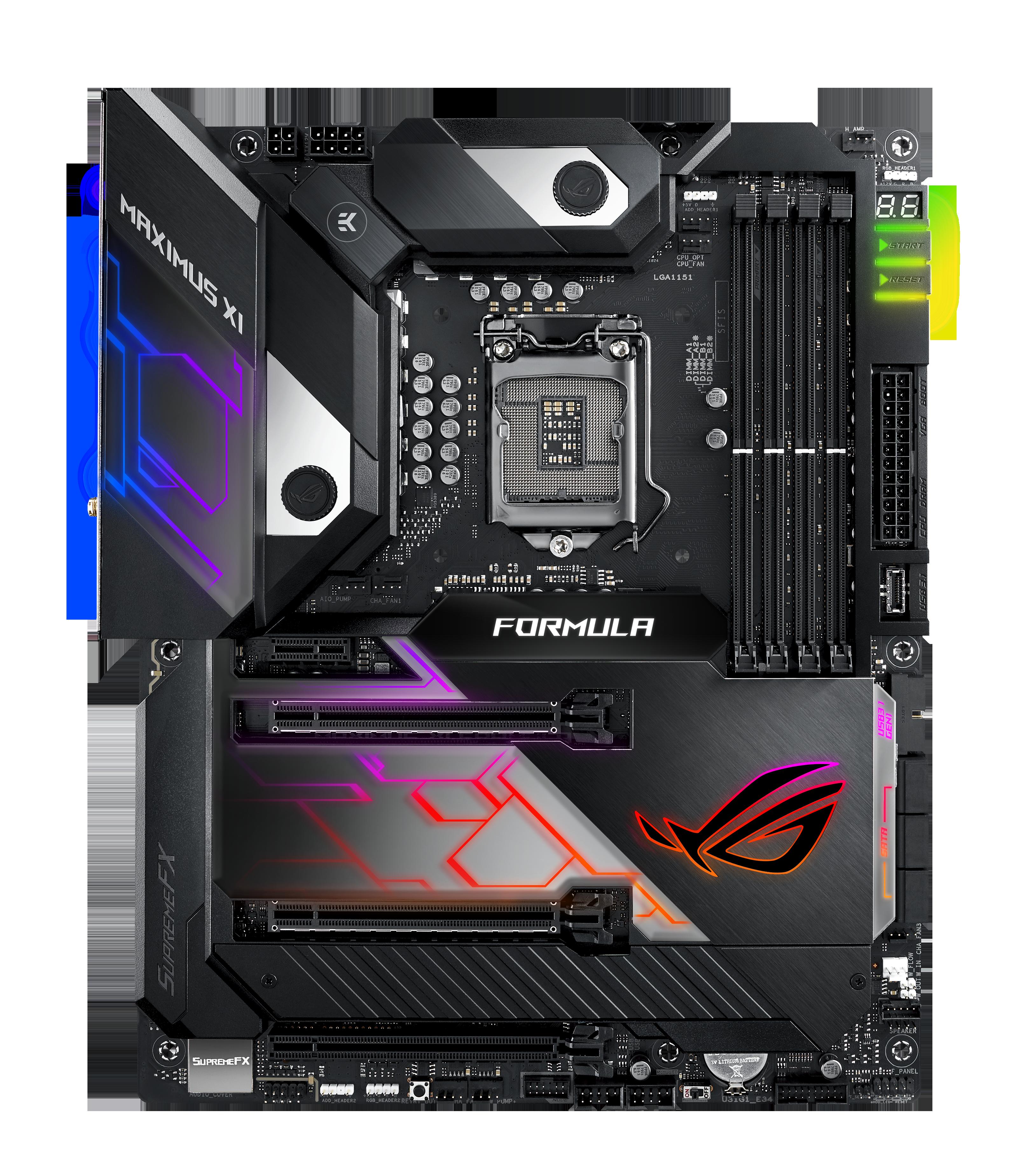 Asus Unleash A Plethora Of Intel Z390 Motherboards Motherboard