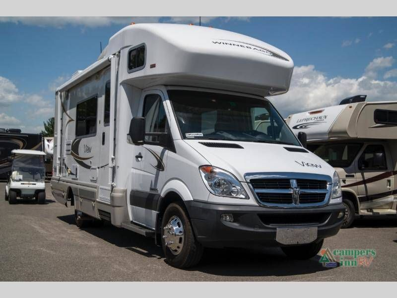 2008 Winnebago View 24h Dodge Sprinter For Sale Merrimack Nh