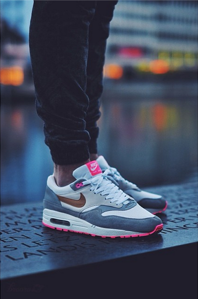 Air Max 1 In Nike Pink Pinterest Sneakers Pack 2019 1ZwA5dq