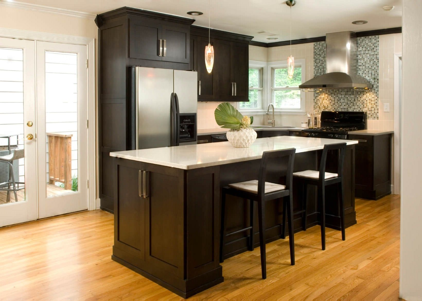 Kitchen Remodel Cabinets Or Floors First