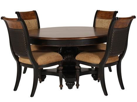 HOOK 779/75/5PC   HOOKER NORTH HAMPTON DINING 5PC TABLE SET | Part 27