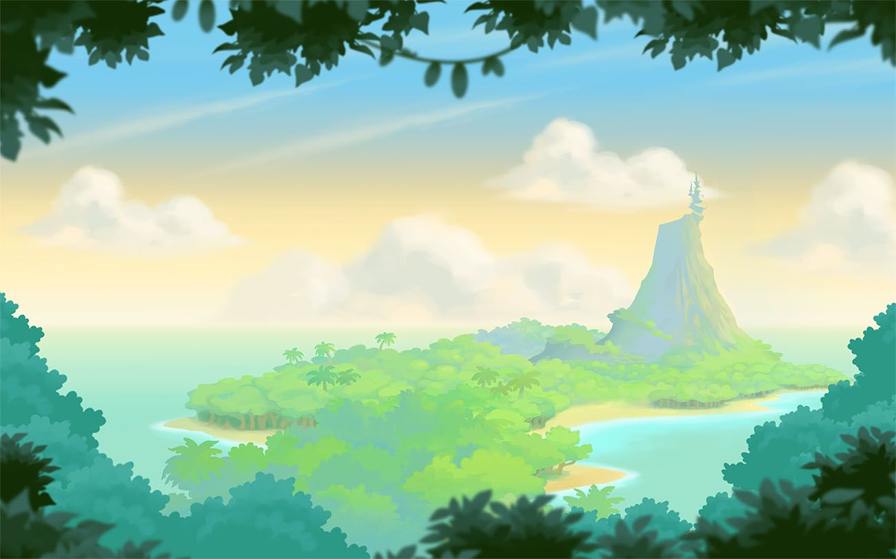 Angry Birds Stella Chapter One Background by jjnaas | bg ...