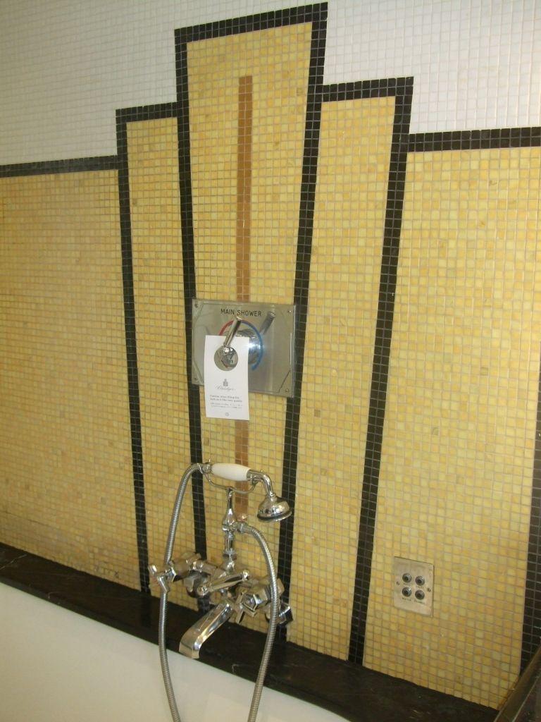 Art Deco Bathroom Ideas Vintage Design Bathroom Inspiration With ...