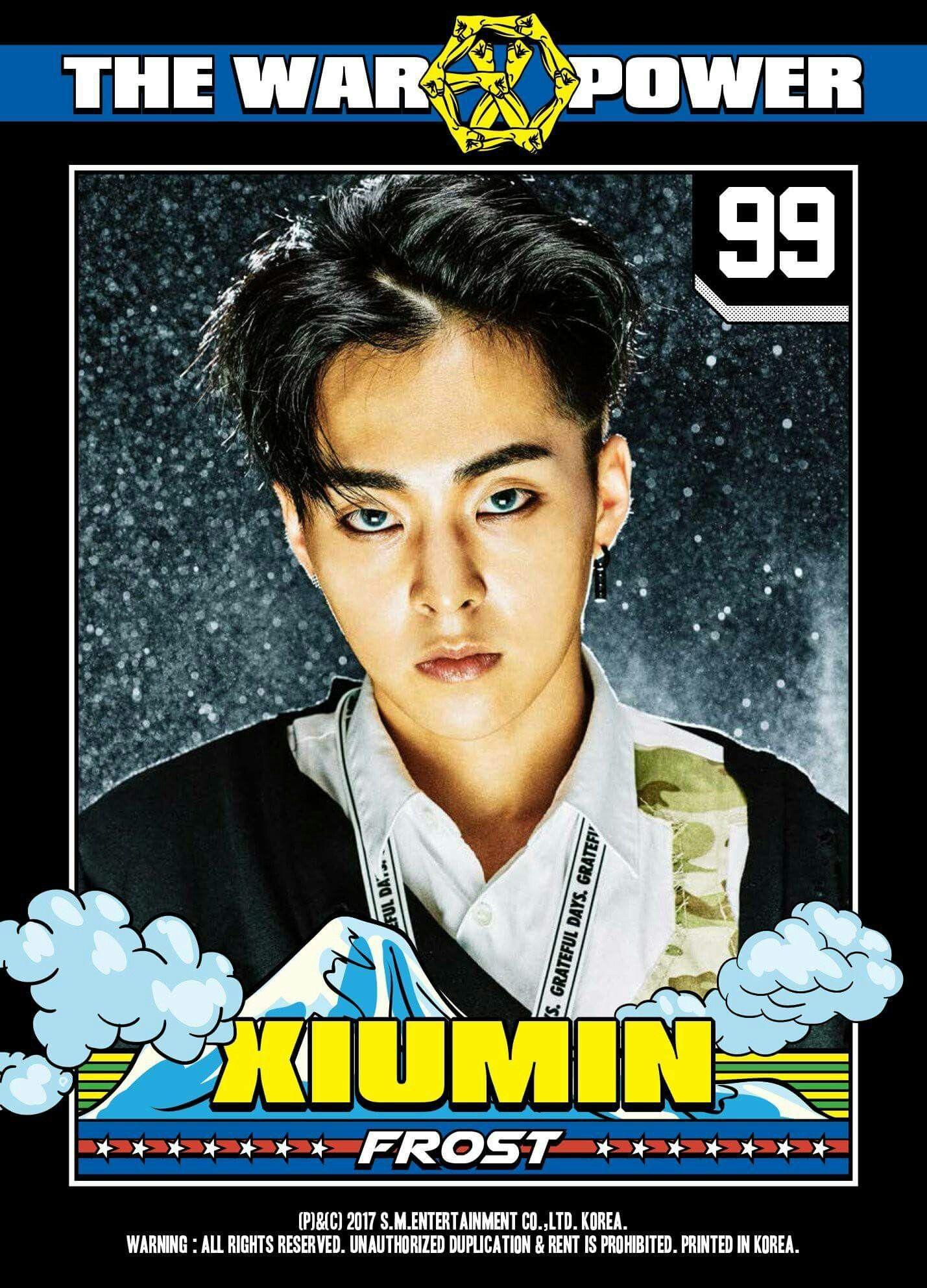 Xiumin Exo #The Power